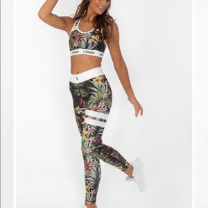 Stronger Vietnam XS leggings sports bra set